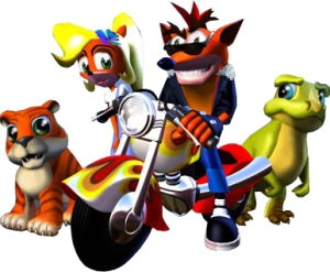 Crash-and-friends